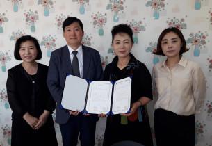 [노인돌봄기본서비스사업] 광주광역시 광역치매센터와 노인정신건강 예방 및 치료사업  협약식
