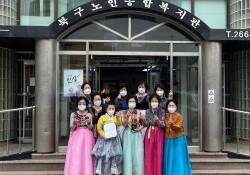 [평생교육지원사업] 제23회 한국민속예술축제 은상 수상(전통무용반)